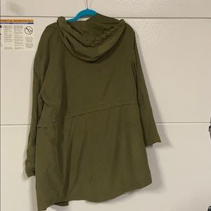 Old navy xl green jacket